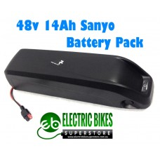 MID MOUNT SANYO 48V14AH 672WH BATTERY PACK