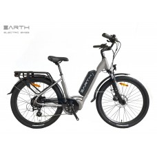 Earth AIR Mixie Commuter Grey