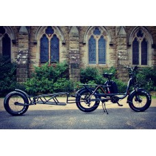 """Earth Ant Cargo LF eBike 20 Inch x 4"""" Fat Tires with 1400WH"""