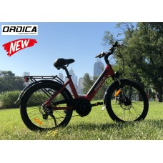 ORDICA NEO Mid - 24 inch Red