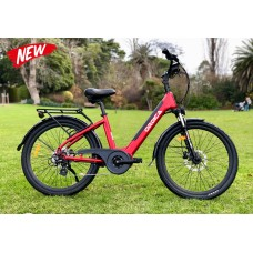ORDICA NEO Mid - 26 inch Red