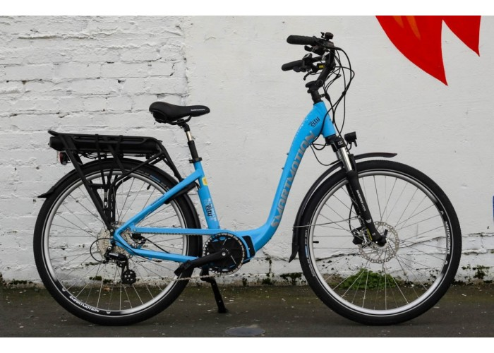 SmartMotion Mid City Blue